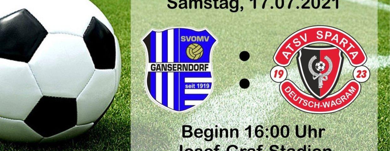 Wir spielen in Gänserndorf!