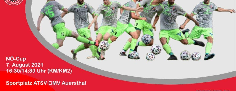 ADMIRAL NÖ-Cup - Runde 1