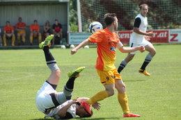 Meisterschaftsspiel gegen Markgrafneusiedl - 2. Mannschaft