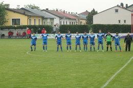 Meisterschaftsspiel gegen Untersiebenbrunn - 2. Mannschaft