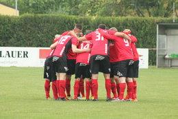 Meisterschaftsspiel gegen Untersiebenbrunn - 1. Mannschaft
