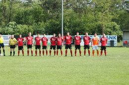 Meisterschaftsspiel gegen Gänserndorf - 1. Mannschaft