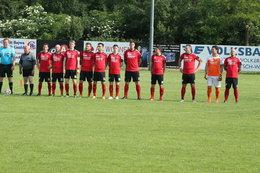 Meisterschaftsspiel gegen Schloßhof - 1. Mannschaft