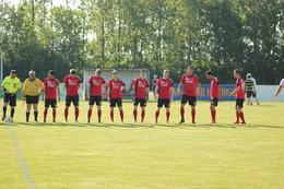 Meisterschaftsspiel gegen Haringsee - 1. Mannschaft