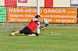 Meisterschaftsspiel gegen Strasshof - 1. Mannschaft