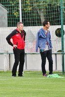 Meisterschaftsspiel gegen Mannsdorf II - 1. Mannschaft