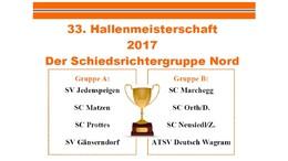 33. Hallenmeisterschaft in Gänserndorf